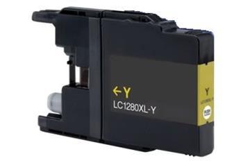 PRINTWELL LC-1240Y kompatibilní inkoustová kazeta