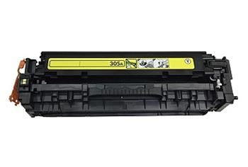 PRINTWELL CE412A tonerová kazeta PATENT OK, barva náplně žlutá, 2800 stran