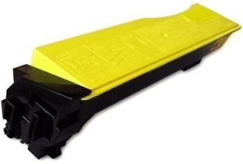 PRINTWELL TK-540Y kompatibilní tonerová kazeta, barva náplně žlutá, 4000 stran