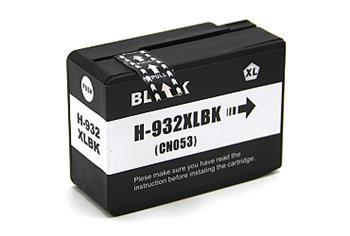 PRINTWELL CN053 (No.932XL) kompatibilní inkoustová kazeta, barva náplně černá, 1000 stran