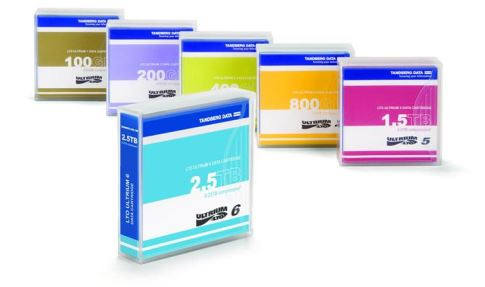 Tandberg Data Cartridge LTO5, LTO Ultrium GEN 5, 1600/3200GB