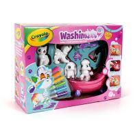 Crayola Washimals box