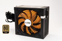1stCOOL zdroj ATX 750W GOLDEN WORKER 750, APFC, 90+, ploché kabely