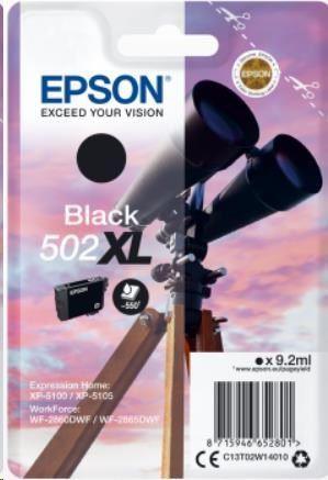 EPSON ink čer Singlepack