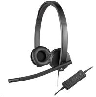 Logitech Headset H570e Stereo
