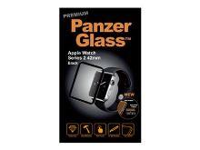 PanzerGlass Premium - Ochrana obrazovky - černá - pro Apple Watch (42 mm)