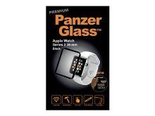 PanzerGlass Premium - Ochrana obrazovky - černá - pro Apple Watch (38 mm)