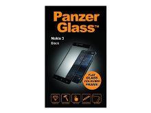 PanzerGlass - Ochrana obrazovky - černá - pro Nokia 3