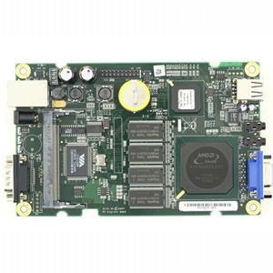 PC Engines ALIX.3D3,  LX800, 256 MB, 1x LAN, 2x miniPCI