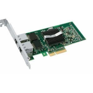 Intel EXPI9402PT síťová karta, PCI-Express, 2x 10/100/1000Mbps, full+low profile