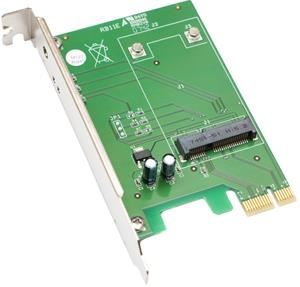 MikroTik RouterBOARD IAMP1E / RB11E miniPCI-express to PCI-express adapter