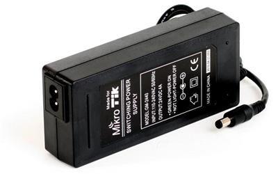 MikroTik napájecí adaptér 24V 4A