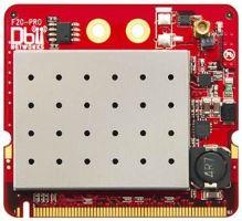 Dbii F20-PRO miniPCI karta 500mW, 802.11b/g, 2,4GHz, 1xMMCX