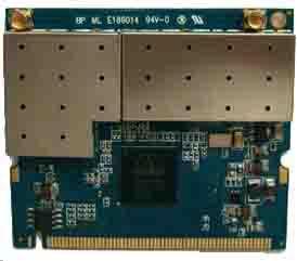 Compex WLM200N5-23ESD miniPCI, 200mW, 802.11a/n, 5GHz, MIMO, 2xMMCX, ESD Protection