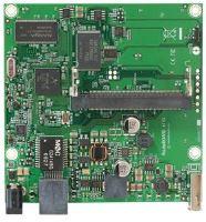 MikroTik RouterBOARD RB411GL, 1x GLAN, 1x miniPCI, 1x USB, L4 licence