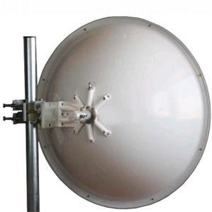 Jirous JRC-32 DuplEX Precision • Parabolická směrová anténa 32dBi s 2xNFemale