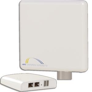 ARC SplitStation 5 - 300Mbps MIMO venkovní klient pro 5GHz, anténa 18dBi + vnitřní AP iFlex 2,4GHz