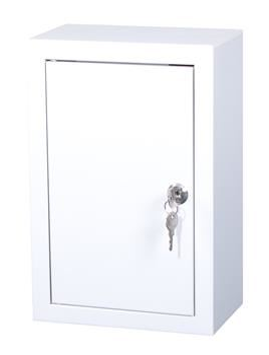 Rozvodná skříň 200x300x120, plechové dveře, uzamykatelná bez ventilace