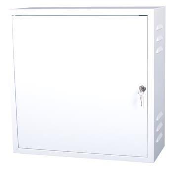 Rozvodná skříň 500x500x200, plechové dveře, uzamykatelná s ventilací