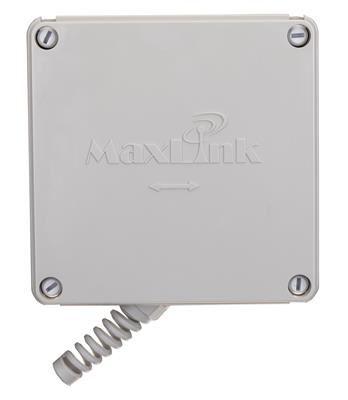 MaxLink MaxTenna 218M MMCX MIMO 18dBi 5GHz venkovní box s panelovou anténou
