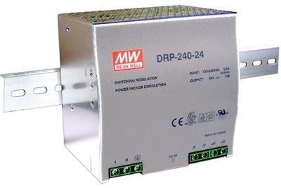 MEAN WELL DRP-240-48 Spínaný zdroj na DIN lištu 240W 48V