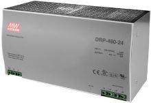 MEAN WELL DRP-480-24 Spínaný zdroj na DIN lištu 480W 24V