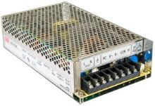 MEAN WELL AD-155A Spínaný zdroj s funkcí nabíječky (UPS) 155W 13,8V, box