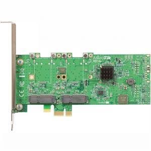 MikroTik RouterBOARD 14e PCI-Express 4x slot miniPCIe-PCIe adapter