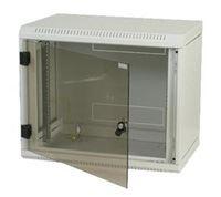 """TRITON 19"""" jednodílný rozvaděč 12U/600mm, dveře síto 80%"""