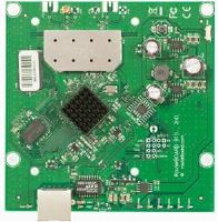 MikroTik RouterBOARD RB911-5Hn, Lite 5, 64MB RAM, 802.11a/n single, 5GHz, ROS L3, 1xLAN, 1x MMCX