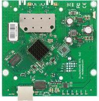 MikroTik RouterBOARD RB911-5HnD, Lite5 dual, 64MB RAM, 802.11a/n, 2x2 two chain, 5GHz, ROS L3, 1xLAN, 2x MMCX