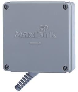 MaxLink MaxStation Mikron 918PA-D, 18dBi panelová MIMO anténa, 5GHz, RouterOS L3, kompletní venkovní jednotka