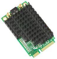 MikroTik RouterBOARD R11e-5HacD 802.11ac miniPCI-e card with 2x MMCX