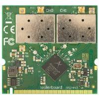 MikroTik RouterBOARD R52HnD, 802.11a/b/g/n High Power Dual Band MiniPCI karta s MMCX konektory