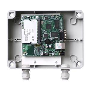 MaxLink ML411s vodotěsná montážní krabice pro RouterboBOARD RB411