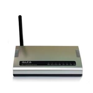 Alfa Network AIP-W610, Wireless Route 1x WAN + 4xLAN, 802.11b/g, podpora pasivního POE