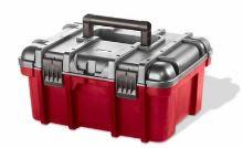 Keter box na nářadí červený 41,9x32,7x20,5cm 16