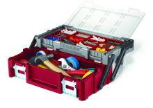 Keter Cantilever Pro Organizér (horní organizér) červený 45,8x24x14,5cm 18