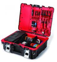 Keter Skříňka TECHNICAN BOX, černá/červená