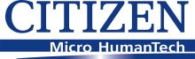 Etikety Citizen 75mm x 50mm bílý papír role 203mm, rulička 76mm, 2750ks, 1role