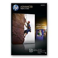 HP papír foto, Advanced Glossy Photo Paper, 250g/m