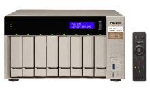 QNAP TVS-873-8G (2,1G/8GB RAM/8xSATA)