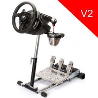Wheel Stand Pro DELUXE V2, stojan na volant a pedály pro Thrustmaster T500RS