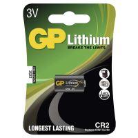 Lithiová baterie GP CR2 - 1ks