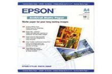 EPSON Archival Matte Paper A4, 50 listů