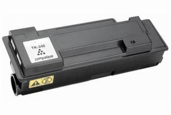 PRINTWELL TK-350 kompatibilní tonerová kazeta, barva náplně černá, 15000 stran