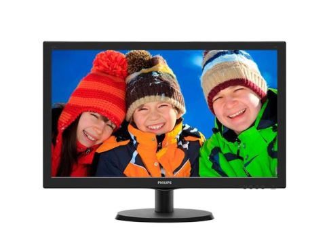 "Philips LCD 223V5LHSB 21,5""wide/1920x1080/5ms/10mil:1/HDMI/LED"